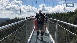 Nervenkitzel beim Wandern: Wildline in Bad Wildbad