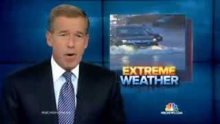 Extreme Weather : Strong Winds, Fires, and Flooding sweep U.S. from Coast to Coast (May 13, 2014)