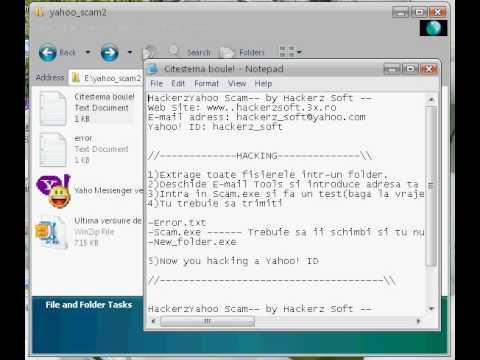 Download Hack yahoo