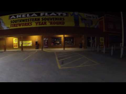 Fireworks Year 'Round, Bowlin's Akela Flats Trading Post, Deming, New Mexico, GOPR0008