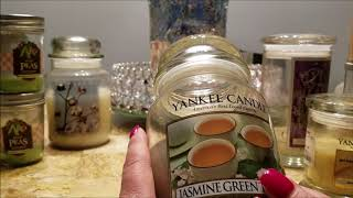 Candle Empties for May 2018