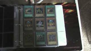 Team Dark Monk Trade Binder