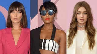 9 BEST & Wildest Celeb Looks From The 2017 CFDA Awards