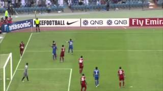 29.09.15 Al Hilal v Al Ahli Dubious Penalty 2017 Video