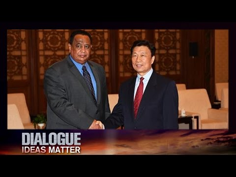 Dialogue— Sudanese FM Visits China10/31/2016 | CCTV