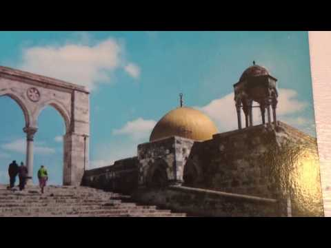 Vintage Postcards From Jerusalem