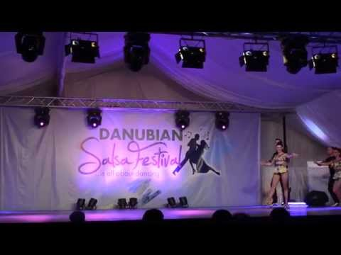 Sonrisa Dance Center Team @ Danubian Salsa Festival