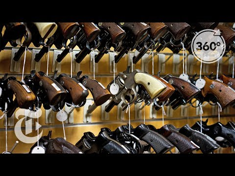 See the Guns Pulled Off Baltimore's Streets | The Daily 360 | The New York Times