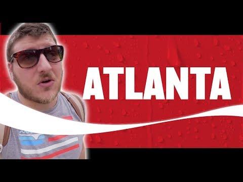ATLANTA: La città della Coca Cola - #BOBUSA 1/22