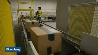 Amazon's Flex Moves Into 'Gig' Economy