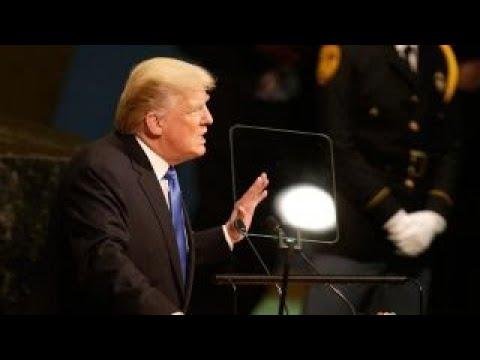 Trump's UN speech: Three takeaways