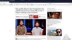 Bitcoin Trader   Bitcoin Code   Höhle der Löwen   Frank Thelen   Betrug!