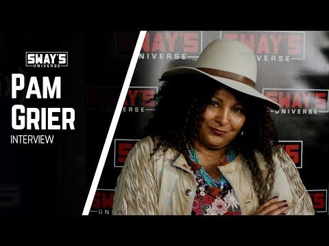 The Legend Pam Grier Talks Family History, Her Career, Richard Pryor, BrownSugar.com and More
