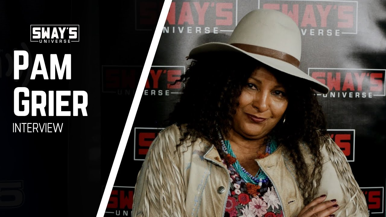 The Legend Pam Grier Talks Family History, Her Career ...