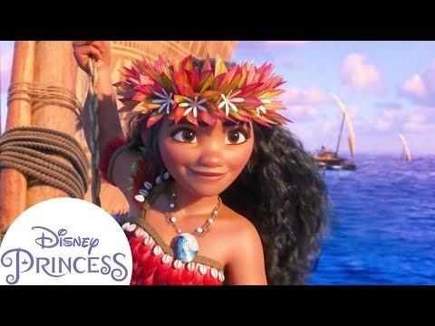 Dream Big, Princess | Live Your Story (Lyric Video)