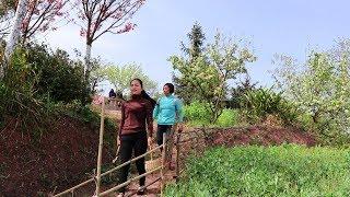 南方小蓉:农村女孩挖到4种罕见野菜,做成美味和妈妈品尝,简单的幸福!
