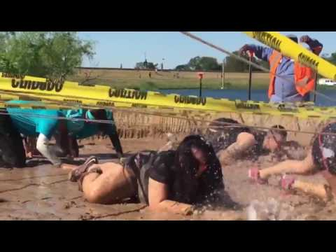 Round Rock Muddy Miler on CBS Austin Saturday May 6th, 2017