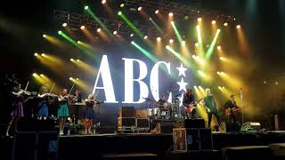 ABC live at Let's Rock The North East