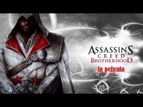 Assassin's Creed  La Hermandad   The Ezio Collection   Pelicula completa en Español 1080p – SAGA –