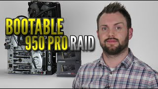 GUIDE: How to configure Samsung 950 PRO (NVMe M.2 SSD) in Bootable RAID 0
