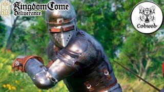 Kingdom Come: Deliverance Тяжёлый бой против РЫЦАРЯ