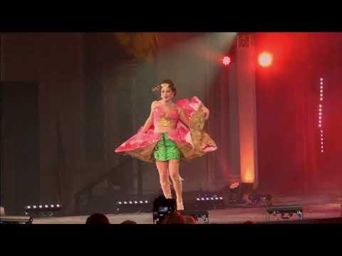 2017 Junk to Funk- Blooming Impala Dress