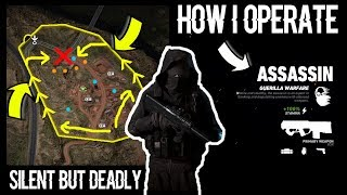 How I Operate ASSASSIN (Gameplay) | Ghost War PvP
