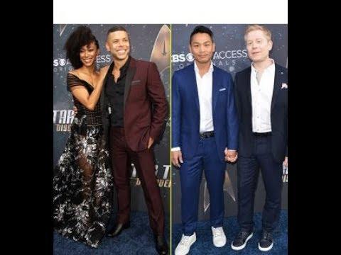 Anthony Rapp & Wilson Cruz Talk Gay Romance in 'Star Trek: Discovery': 'Anyone Would Be Happy'