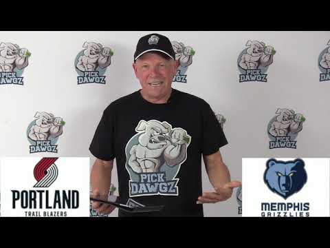 Memphis Grizzlies vs Portland Trail Blazers 2/12/20 Free NBA Pick and Prediction NBA Betting Tips