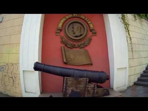 Exterior of De Wollant Port Museum in Odessa [CC]
