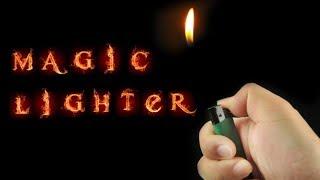 Magic lighter | How to make Floating Flame Lighter