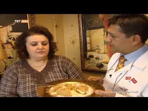 Osmanlı Mutfağı'nda Helva - Türk Osmanlı Şerbeti - TRT Avaz