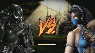 Mortal Kombat 9 Cyber Bihan
