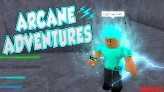 THE TIME IS HERE! | ARCANE ADVENTURES | ROBLOX | iBeMaine