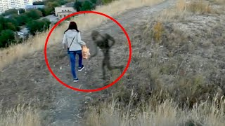 8 Scary Ghost Videos Caught on Tape. Real life horror videos