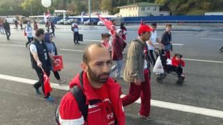 Wodafone 38. İstanbul Maratonu-15 Temmuz Şehitler Koşusu