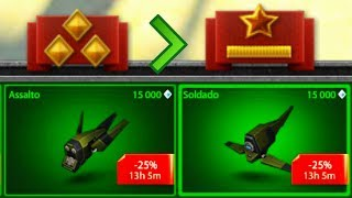 TANKI ONLINE - ROAD TO MAJOR (NO BUY #14) - BUYING DRONE Music's : ...