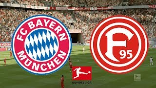 ... bayern munich host dusseldorf with both sides eager to win!live from bundesliga!...