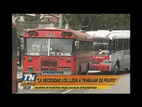 Tema del día: Los trabajos más riesgosos en Guatemala