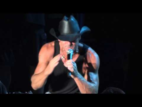 Oregon Jamboree 2014 Tim McGraw Meanwhile Back at Mama's HD