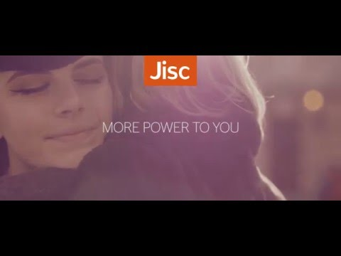 Jisc: More power to you
