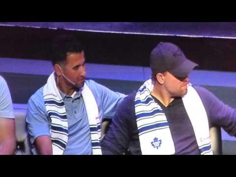 Toronto Maple Leafs Nation Fan Fest 2014 Q&A Session with Bozak, Franson, Kadri and Kessel