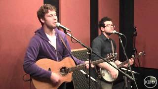 """Freelance Whales """"Generator 1st Floor"""" Live at KDHX 6/8/10 (HD)"""