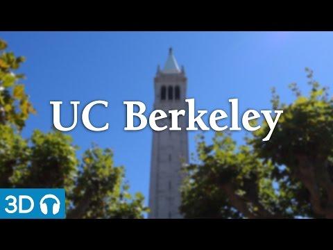 UC Berkeley - 14 Minute 3D Audio Walk