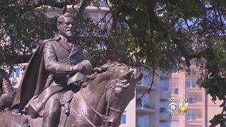 Dallas' Robert E. Lee Statue Will Come Down
