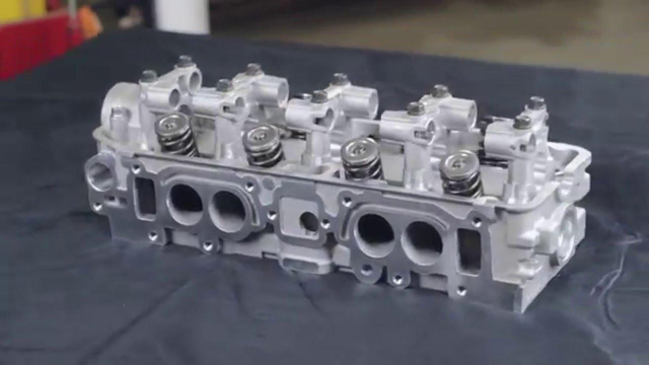 Mitsubishi 4g64 Forklift Engine Head