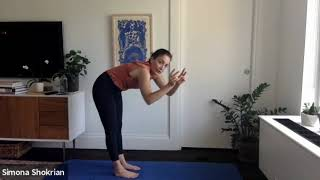 Beginner/Intermediate Yoga - Session 13