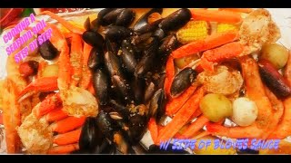 How to Cook a Seafood Boil Step by Step w/ Bloves Sauce