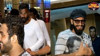 Suniel Shetty Gets Physical With His Fans | Ranveer Singh Disappoints His Fans | Bollywood News