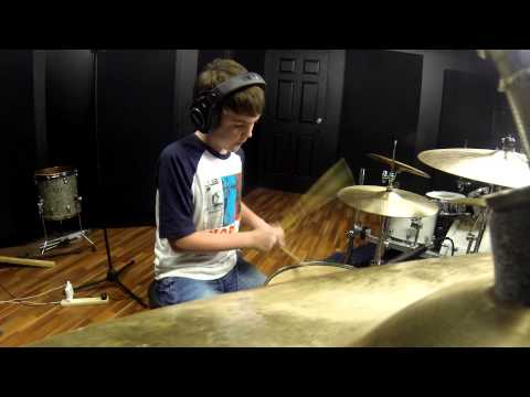 Wright Drum School - OneRepublic Counting Stars by Chris Hanley - Drum Cover